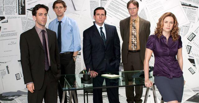 'The Office' desbanca a 'Friends' como la serie más vista en Netflix
