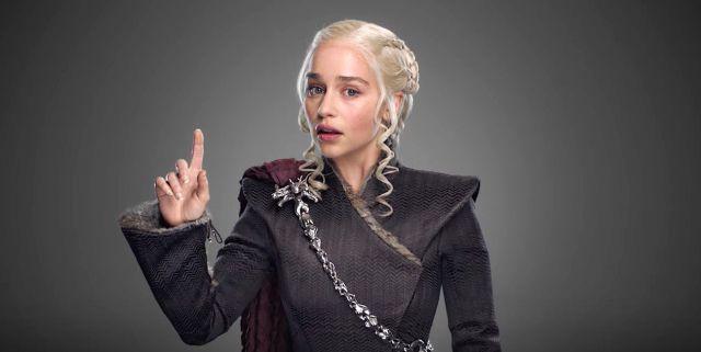 Emilia Clarke comentó que tenés que busca el televisor más grande para los episodios 4, 5 y 6 de GOT