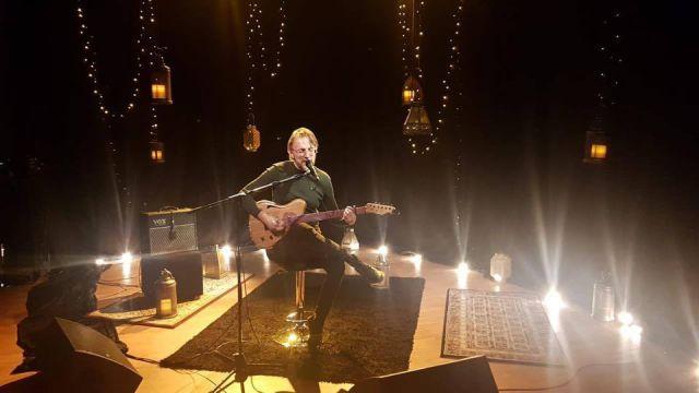 """Bernal Villegas anunció el lanzamiento de la nueva versión de """"Dime (Que puedo hacer sin ti)"""" de Rubén Blades"""
