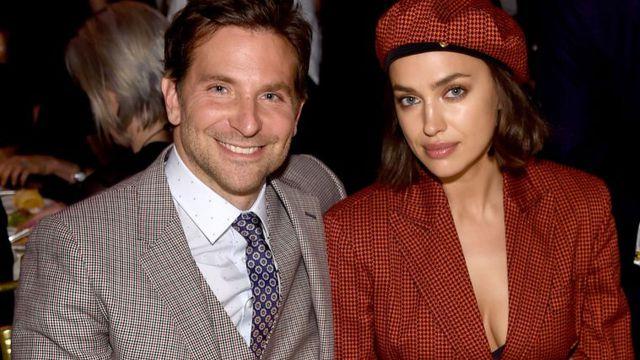 Irina Shayk y Bradley Cooper terminaron su relación