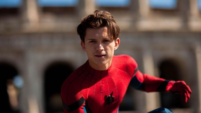 ¡UPS! Tom Holland revela el origen de The Elementals