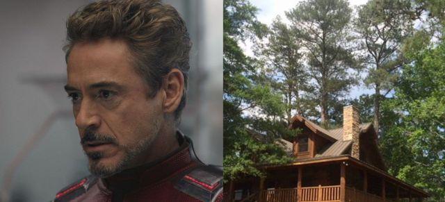 ¿Querés hospedarte en la cabaña de Tony Stark? ¡Está en Airbnb!