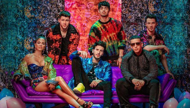 Sebastián Yatra anunció nueva canción junto a Daddy Yankee, Natti Natasha y los Jonas Brothers