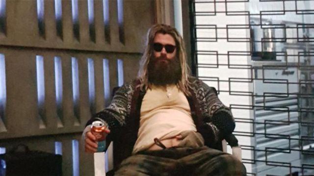 Este es el verdadero nombre del Thor gordo de 'Avengers: Endgame'