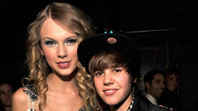¡Alerta! Inició la guerra entre Taylor Swift y Justin Bieber