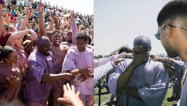 Kanye West abrirá su propia iglesia para dar misa los domingos
