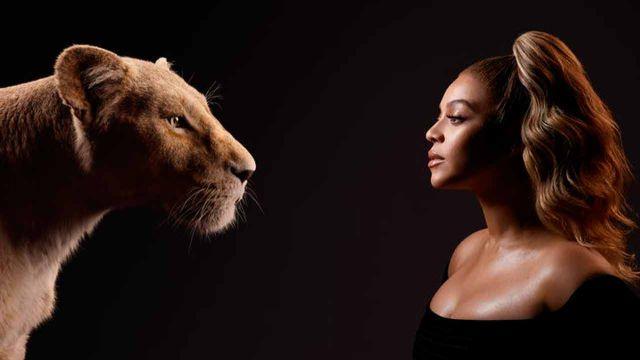 ¡Publicaron la canción de Beyoncé para 'El Rey León'!