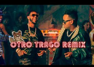 Sech publicó 'Otro trago remix' con Ozuna, Nicky Jam y Anuel AA