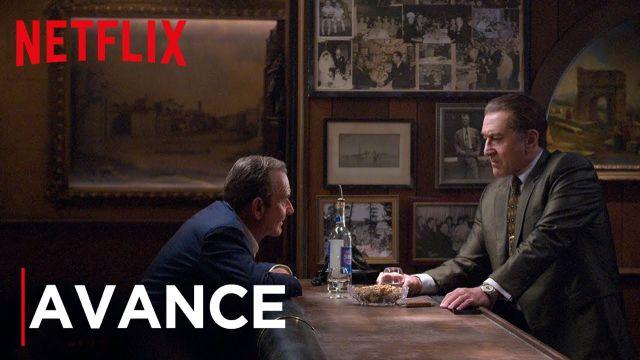 """Tenés que ver el tráiler de """"El Irlandés"""", la película gánster de Robert De Niro y Al Pacino"""