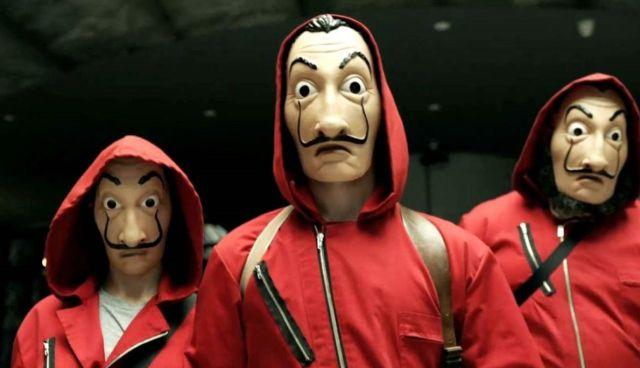 Planificaron un robo al mejor estilo de la segunda temporada de 'La Casa de Papel'