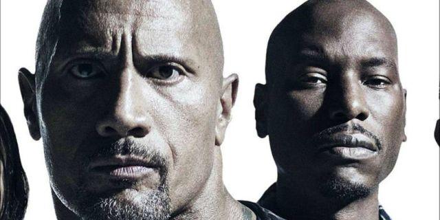 Tyrese Gibson se burla del estreno de 'Fast & Furious: Hobbs & Shaw'