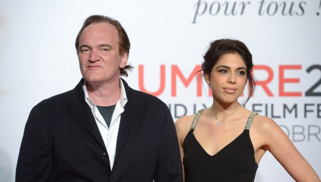 Quentin Tarantino será padre a sus 56 años