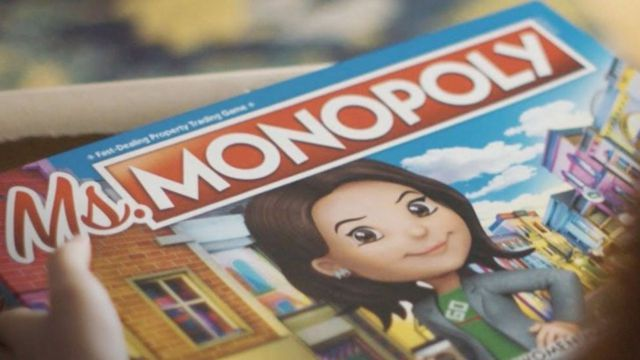 En la nueva versión de 'Monopoly' las mujeres ganan más dinero