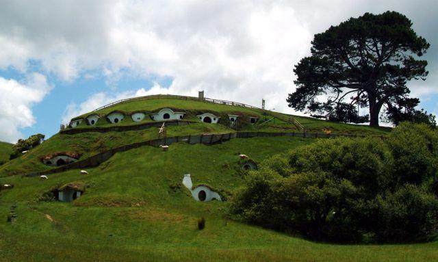 La serie de 'El Señor de los Anillos' se filmará en Nueva Zelanda