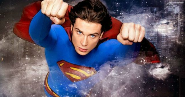Tom Welling volverá a interpretar a Superman en el 'Arrowverse'