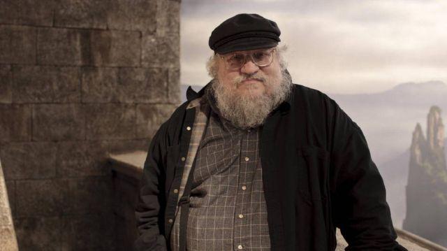 George R.R. Martin critica el final de 'Game of Thrones'