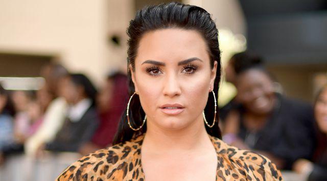 Demi Lovato se bautizó en el mismo río que Jesucristo