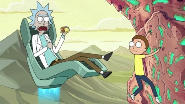 ¡El tráiler de la cuarta temporada de 'Rick and Morty'!