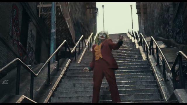Esta es la ubicación de las escaleras que aparecen en una escena de 'Joker'
