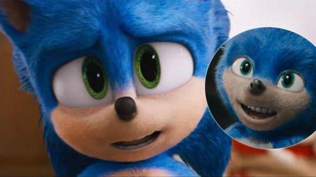 Nuevo trailer de Sonic muestra el rediseño del personaje en su película