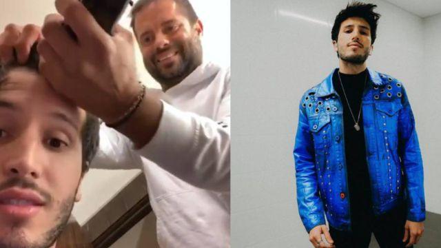 Sebastián Yatra estrenó su nuevo look