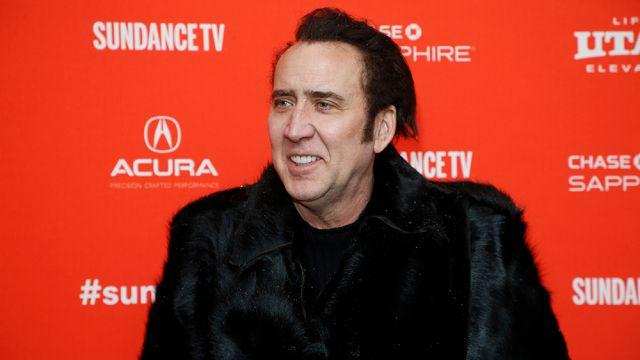 Nicolas Cage se interpretará a sí mismo en una película sobre él