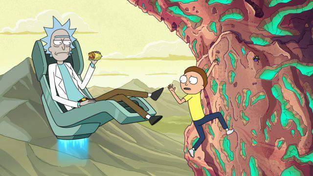 Netflix recibe fuertes críticas por censurar la cuarta temporada de 'Rick and Morty'