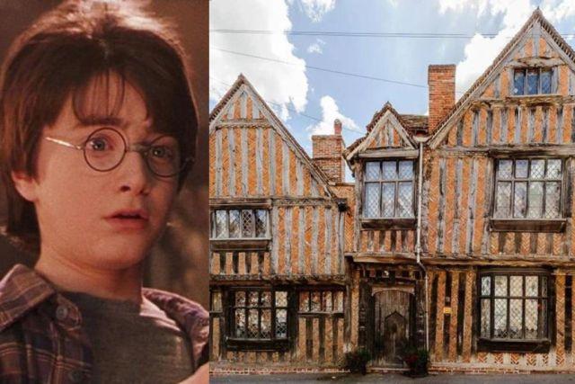 Ponen en venta casa donde Voldemort mató a los papás de Harry Potter