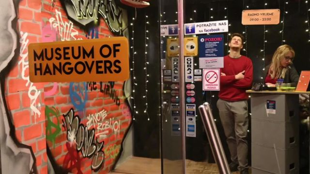 Crean el primer museo dedicado a la resaca y las borracheras