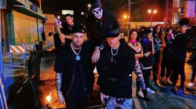Nicky Jam y Daddy Yankee presentan