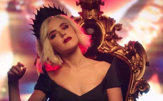 Netflix lanza video musical de 'El Mundo Oculto de Sabrina 3'