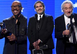 Estos fueron los ganadores de los Critics' Choice Awards 2020