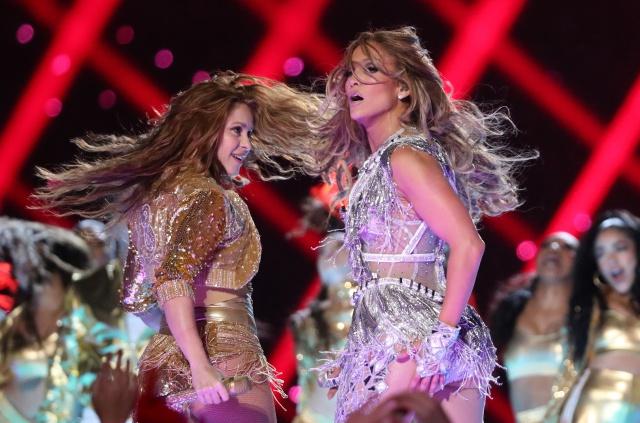 ¡Puro sabor latino! Reviví el show de JLO y Shakira en el Super Bowl LIV