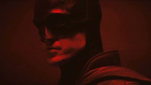 ¡Así se ve Robert Pattinson como Batman!