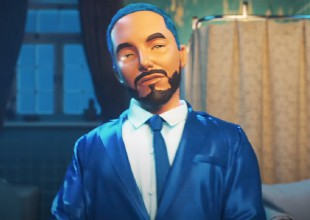 """J Balvin estrena """"Azul"""" con un videoclip inspirado en el anime"""