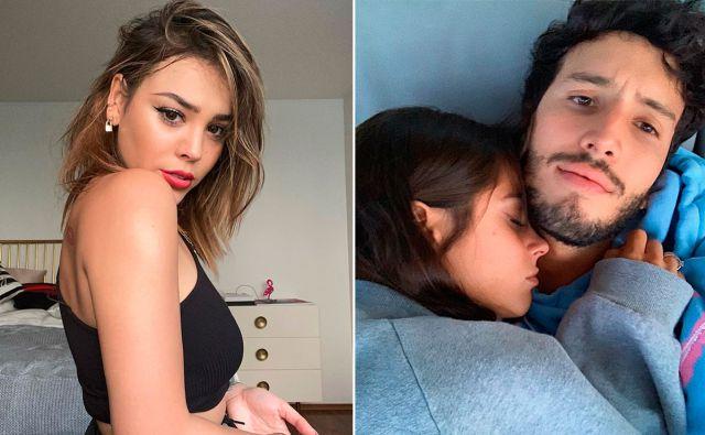 Danna Paola y Sebastián Yatra se preparan para revelar su secreto
