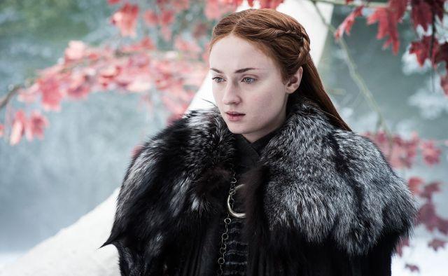 """Sophie Turner se inspira en """"Game of Thrones"""" para el nombre de sus bebé"""