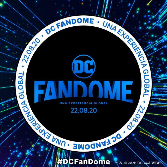 Mirá aquí el DC Fandome