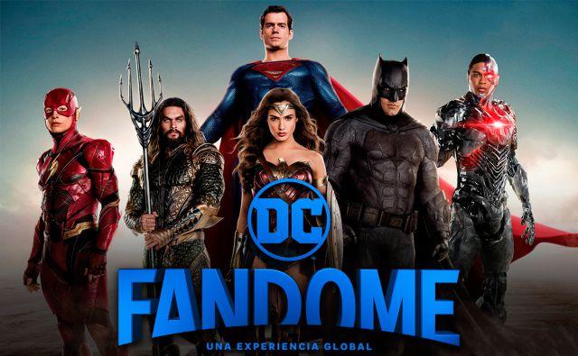Mirá aquí todos los trailers del DC FanDome