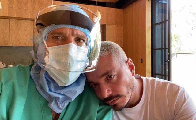 """J Balvin recuerda su lucha contra el COVID-19: """"Pensaron en hospitalizarme"""""""