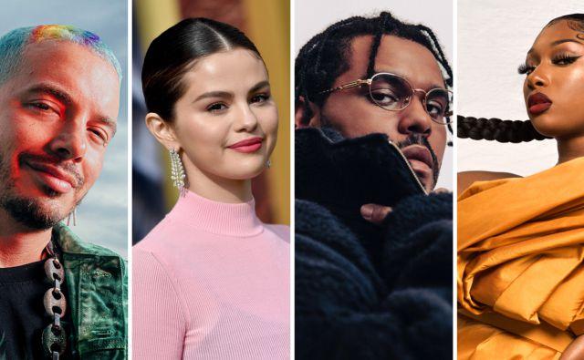 The Weeknd, J Balvin, Selena Gomez en la lista de las personas más influyentes del 2020