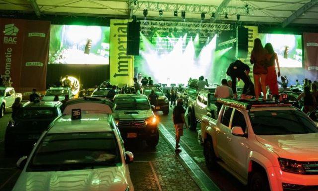 ¿Se mantendrán los Auto Eventos en Costa Rica?