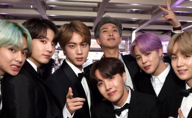 BTS conquista los MTV EMA y se llevan cuatro premios
