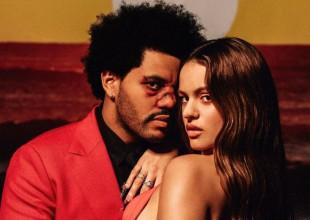 """The Weeknd elige a Rosalía para el remix de """"Blinding Lights"""" y no le sale bien"""