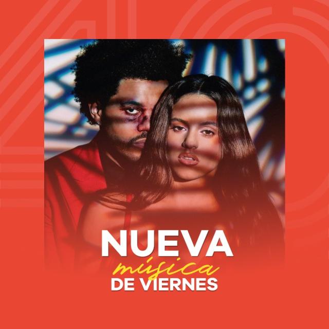 The Weeknd, Rosalía, Maluma y Piso 21 inauguran diciembre con nueva música
