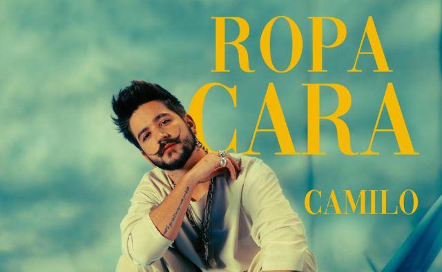 """Camilo estrena """"Ropa Cara"""", un nuevo sencillo de su próximo álbum"""