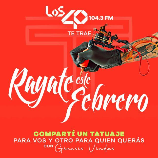 "Reglamento Oficial Promoción ""RAYATE ESTE FEBRERO"""
