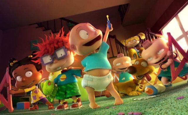 """""""Los Rugrats"""" estrenará nueva versión con las voces originales"""