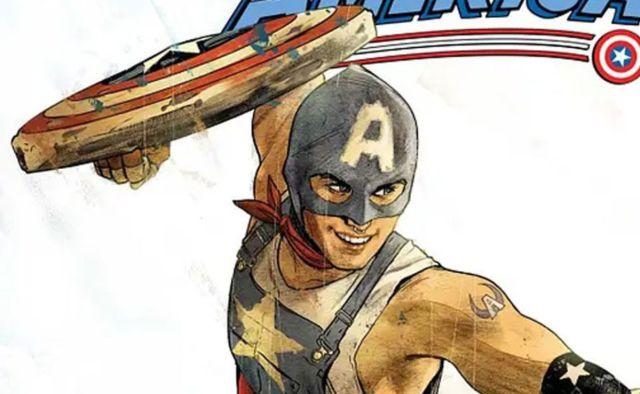 Marvel anuncia a un Capitán América parte de la comunidad LGBT+