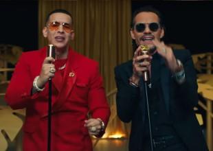 Daddy Yankee participara en concierto virtual de Marc Anthony
